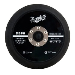"Meguiar's 6"" DA Backing Plate"