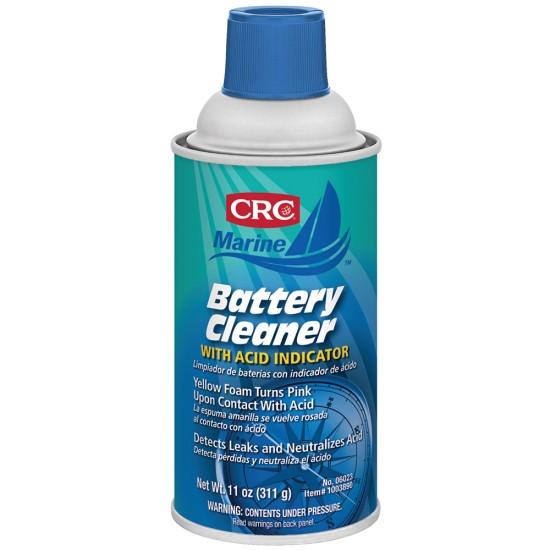 CRC Marine Battery Cleaner w/Acid Indicator - 11oz - #06023