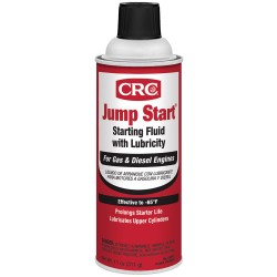 CRC Jump Start® Starting Fluid w/Lubricity - 11oz - #05671