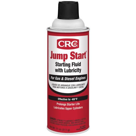 CRC Jump Start® Starting Fluid w/Lubricity - 11oz - #05671