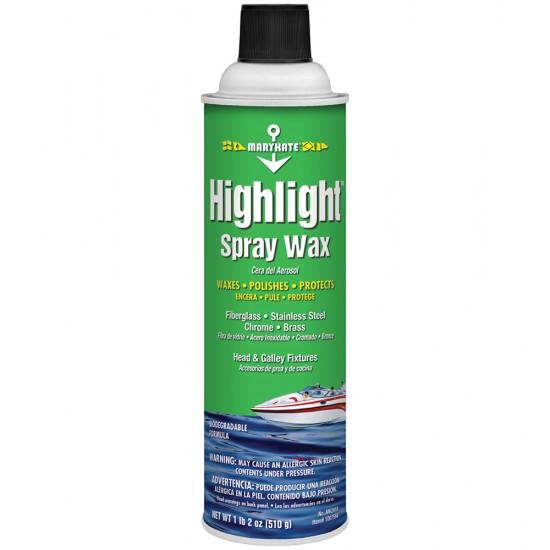 MARYKATE Highlight™ Spray Wax - 18oz