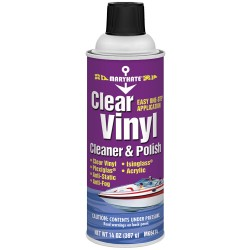 MARYKATE Clear Vinyl Cleaner and Polish - 14oz