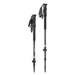 YUKON Carbon Lite™ Trekking Poles - Black
