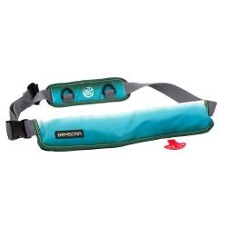 Bombora 16oz Inflatable Belt Pack - Tidal